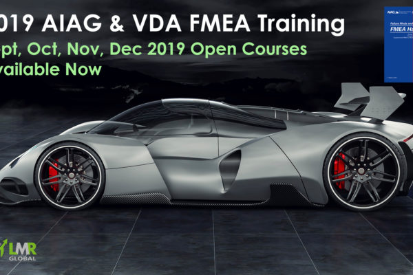 AIAG VDA FMEA Training Courses